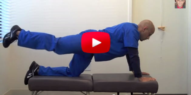 Atlanta chiropractor - exercises for disc herniation