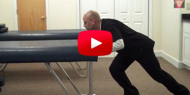 Atlanta chiropractor - push or pull