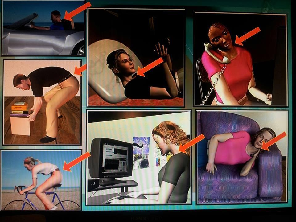 atlanta chiropractor - bad posture