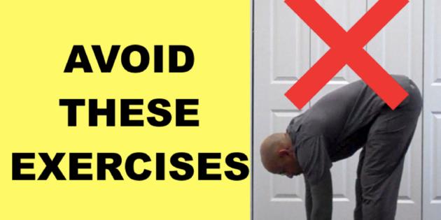 herniated disc exercises sciatica exercises slipped disc