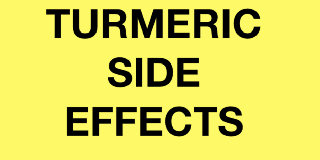 Turmeric Side Effects Archives